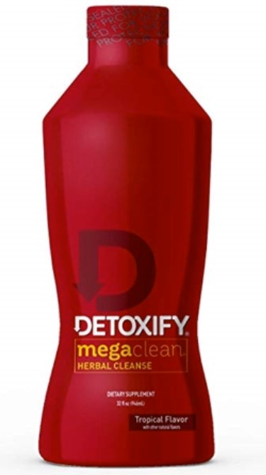 Detoxify Mega Clean Detox Drink