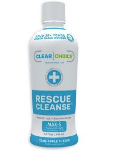 Rescue Cleanse 32oz Detox Drink