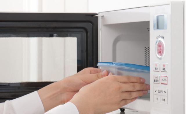 Microwave to Reheat the Urine